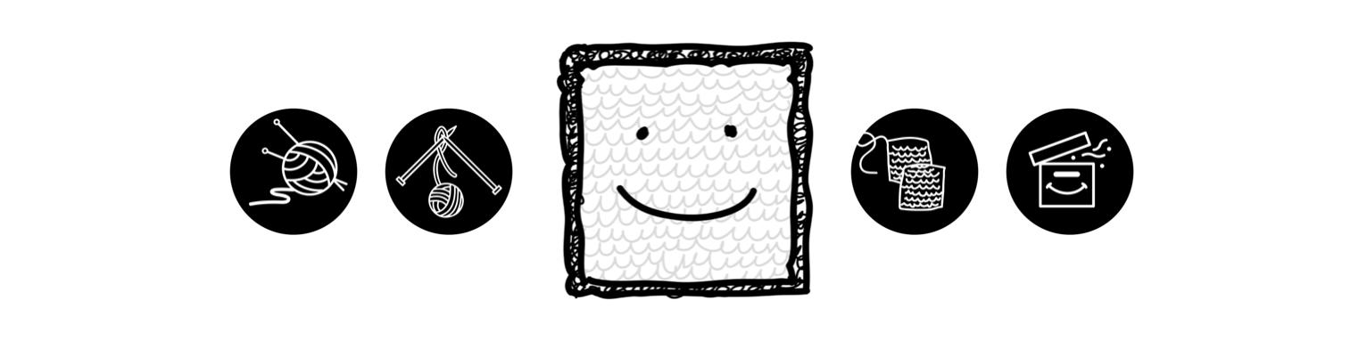 Knit a smile